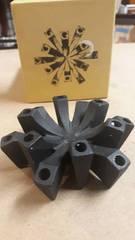 Hallmark Danish Taper Candleholder