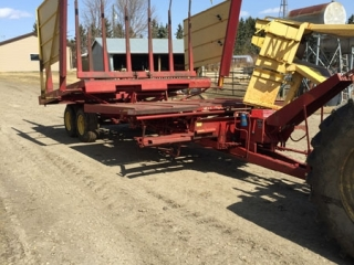 Lindstrand Auctions Ltd. ONLINE - TIMED - Spring Machinery Consignment Auction April 26th, 2021