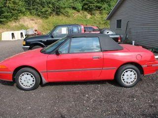 1991 Mercury Capri Convertible