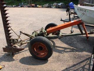 New Idea Sickle Mower