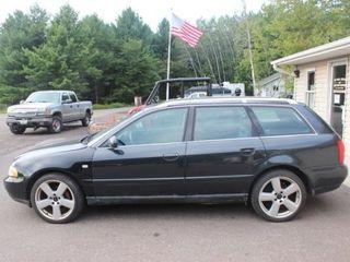 1999 Audi A4 Sedan - CAR