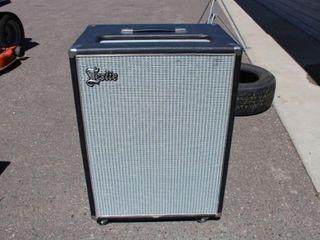 Leslie amplifier