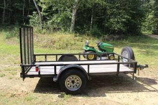 Sport Warrior utility trailer