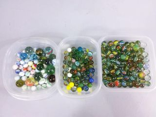 Collectable Marbles