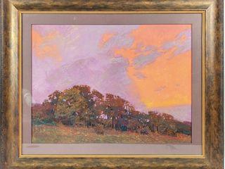 Gerald (Jerry) Hjelm (1936-2018) Painting