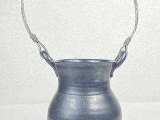 Large Taeko Tanaka Signed Studio Pottery Vase