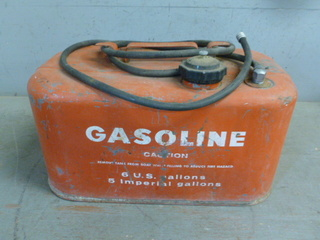 Vintage Gas Tank