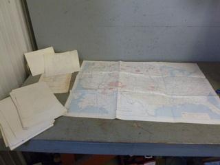 Vintage Indian Land Maps