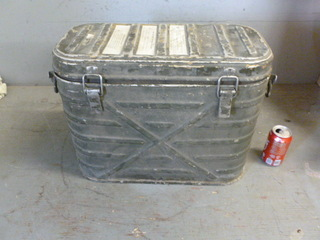Military Field Mess Container