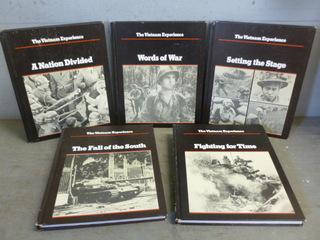 Vietnam War Book Set