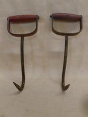 Vintage Bale Hooks