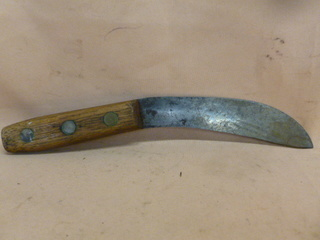 Antique Skinning Knife