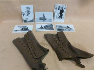 Vintage Military Items