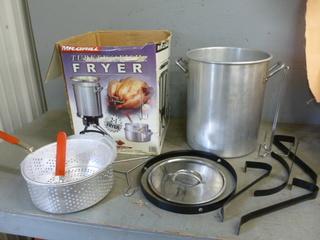 Turkey Fryer Kettle