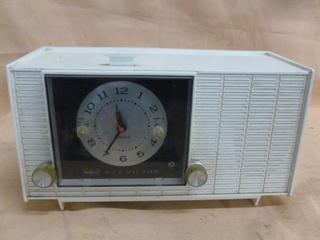 Vintage Alarm Radio
