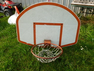 Basketball Setup