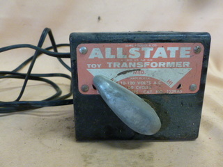 Vintage Toy Transformer