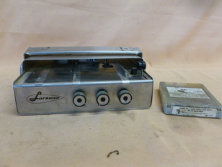 Vintage 8 Track Player