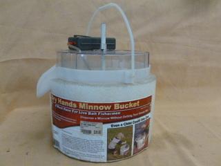 Minnow Bucket