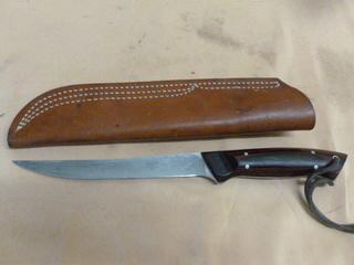 Dunn Filet Knife