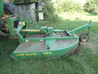6' John Deere Rotary Cutter