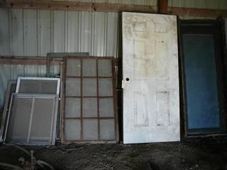 Lot Of Windows, Doors, & Screens