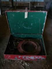 ? Big Pipe/Pipe Equipment In ? Alum Case
