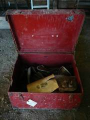 Champion Mine Safety Appliance 2 Face Mask In Metal Case