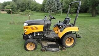 Cub Cadet Diesel Lawn Mower
