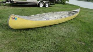 1982 Sea Nymph Canoe