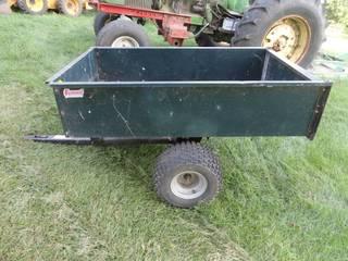 Tilt Lawn Cart