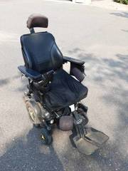 Permobil Power Chair M3 With Lift & Recline Features. Works (No Charger Included (SeeLot 6)