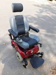 CTM Power Chair Works-No Charger Included (See Lot 6)