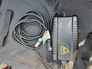 Charger For Power Chair-Fits Lots 1,3,4