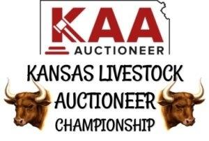 Kansas Auctioneers Association Livestock Contest