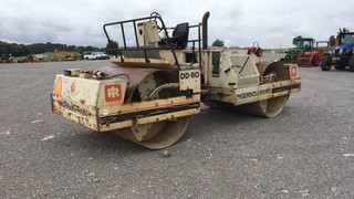 Compactors - Smooth Drum 1991 INGERSOLL-RAND DD110