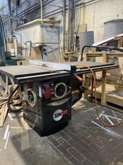 Saw Stop Table Saw with Fence