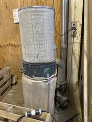 2-Bag Dust Collection System