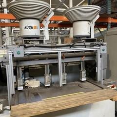 1997 Koch Drill & Dowel Machine Type Sprint