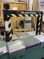 Signode Banding Machine Model Sure Tyer