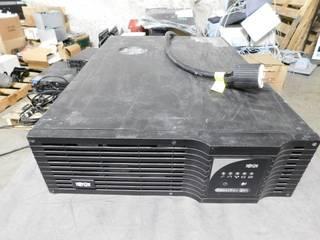 SMART5000XFMRXl Tripp lite SmartPro 5kVA 120 208V 3U RM line Int Xl 11 Outlet l6 30P DB9 USB