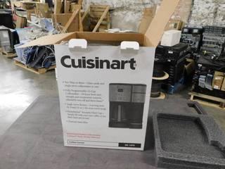 Cuisinart Coffeel Center SS 15FR