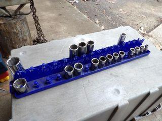 craftsman 1/2 drive 12pt sockets