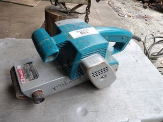 "Makita 3"" belt sander"