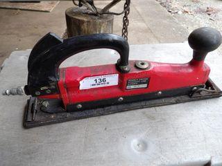 pneumatic board sander