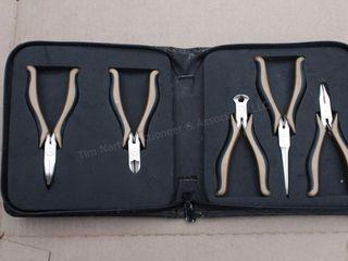 precison pliers kit - Craftsman