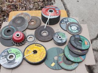 "4"" cutoff wheels & abrasives"