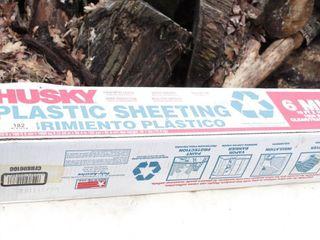 husky plastic sheeting