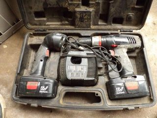 Craftsman 19.2v screwgun