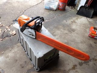 Stihl ms362c-m Chain Saw